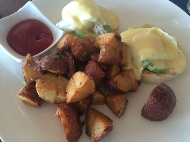 Starbelly eggs benny