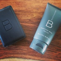 The power of grey: beautycounter charcoal bar and mask