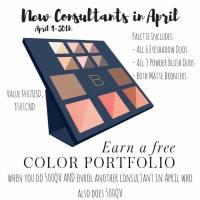 Join Beautycounter in April, get great rewards!