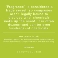 Just the Facts: Fragrance - Beautycounter