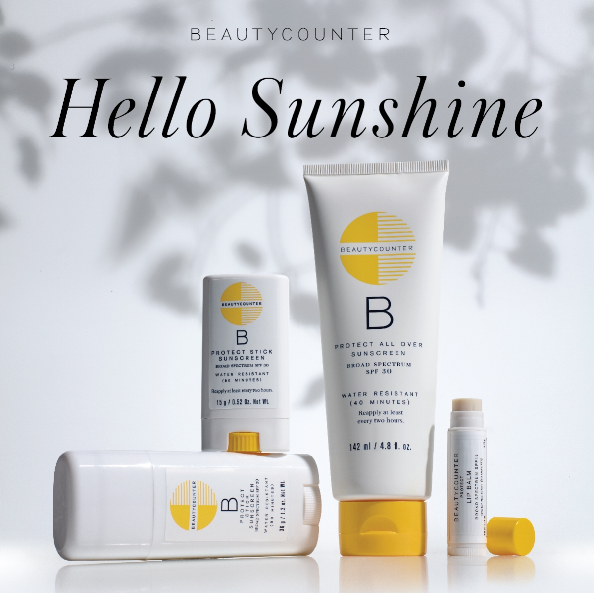 Beautycounter sunscreen now available in Canada