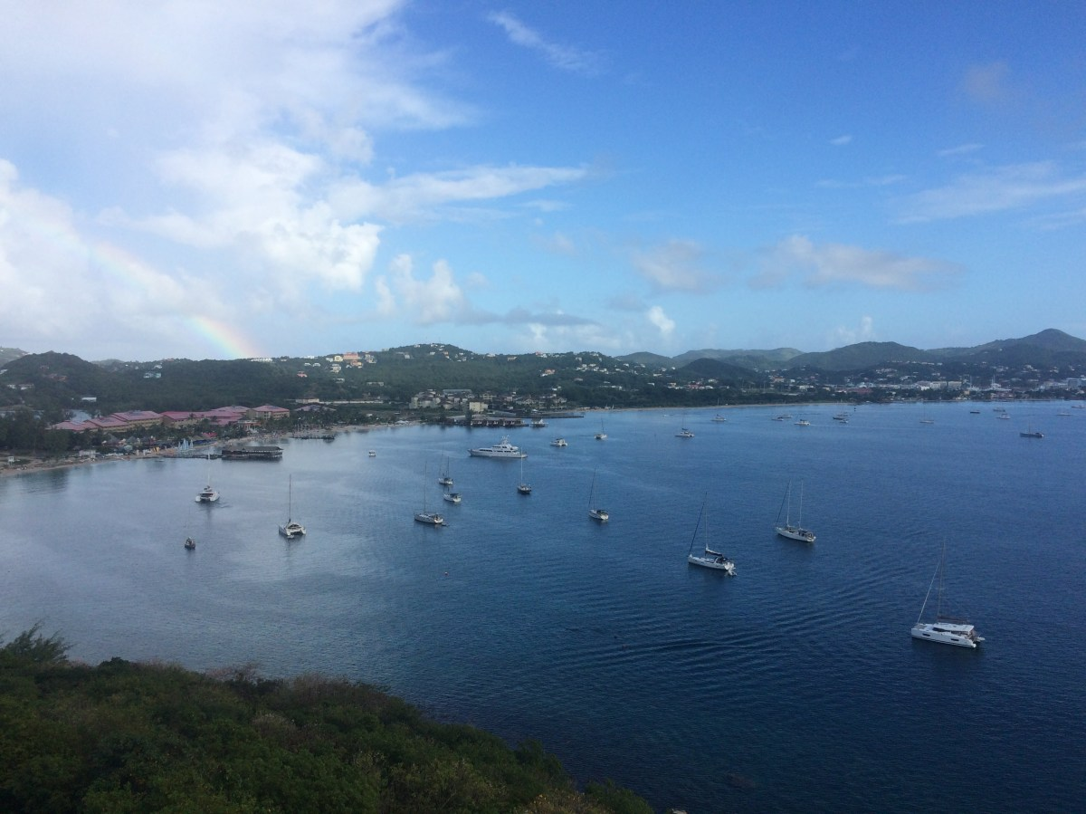 A family trip to St. Lucia