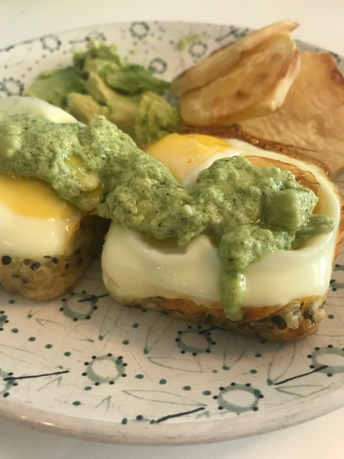 Easy Egg Muffins With AvocadoMayo