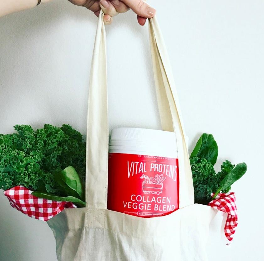 Vital Proteins Collagen Veggie Blend 3
